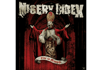 Misery Index - Live In Munich (Ltd.Coloured Vinyl+Dropcard) - (Vinyl)