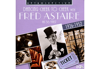Fred Astaire - Cheek To Cheek - (CD)