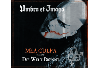 Umbra Et Imago - Mea Culpa (Re-Release+Bonus) - (CD + DVD)