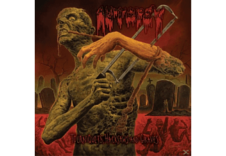 Autopsy - Tourniquets, Hacksaws And Graves (Limited) - (Vinyl)