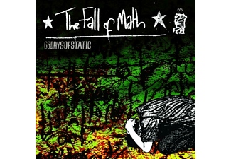 65 Days Of Static - THE FALL OF MATH (DELUXE RE-ISSUE) - (LP + Bonus-CD)