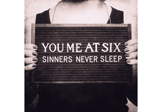 You Me At Six - Sinners Never Sleep - (CD)
