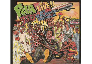 Fela Kuti - Johnny Just Drop / Unnecessary Begging - (CD)