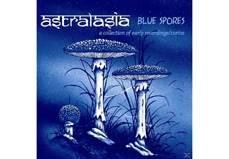 Astralasia - Blue Spores - (CD)