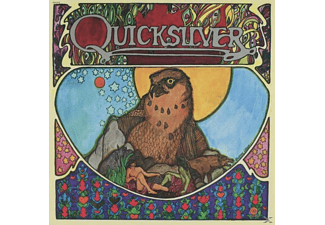 Quicksilver Messenger Service - Quicksilver - (CD)