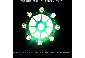 Universal Quartet/Tranberg/Lateef/Rudolph/Osgood - Light - (CD)