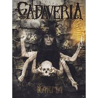 Cadaveria - Karma (2 Dvd Digipack) [DVD]