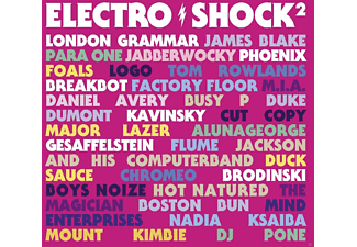 VARIOUS - Electro Shock 2 - (CD)