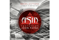 Asia Feat. John Payne - Recollections: A Tribute To British Prog [Vinyl]