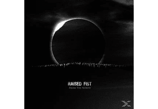 Raised Fist - From The North - (CD)