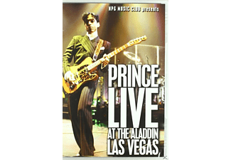 Prince - LIVE AT THE ALADDIN-LAS VEGAS - (DVD)