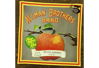 The Allman Brothers Band - Boston Common 8-17-71 - (CD)