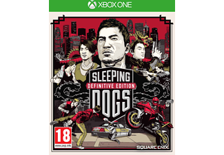 Sleeping Dogs: Definitve Edition Xbox One