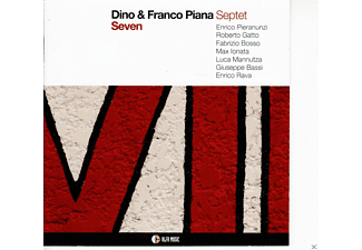 Dino & Franco Piana Septet - Septet Seven - (CD)