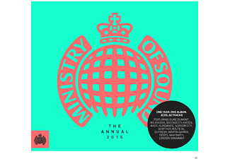 Various - Ministry Of Sound-The Annual 2015 - (CD)