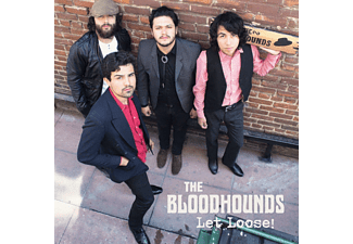 The Bloodhounds - Let Loose! - (CD)