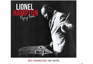 Lionel Hampton - Flying Home - (CD)