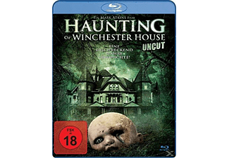 Haunting of Winchester House in 3D - (Blu-ray)
