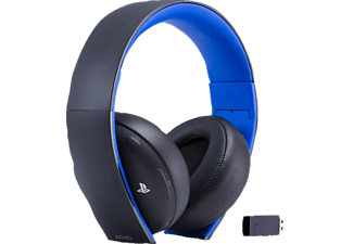 SONY PS4 Wireless Headset 2.0 - Svart/Blå