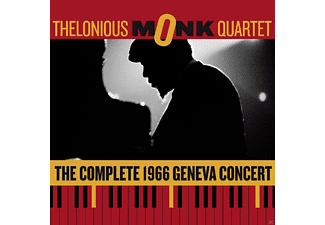 Thelonious Quartet Monk - The Complete Geneva Concert 1966 - (CD)