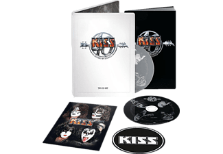 Kiss - 40 (Limited Steelbook Edition) [CD]