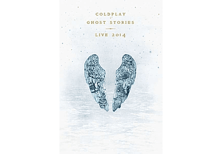 Coldplay - Ghost Stories - Live 2014 (DVD + CD)