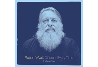 Robert Wyatt - Different Every Time [CD]