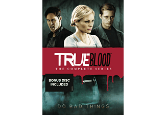 True Blood Saison 1 - 7 DVD