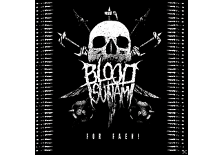 Blood Tsunami - For Faen! - (CD)