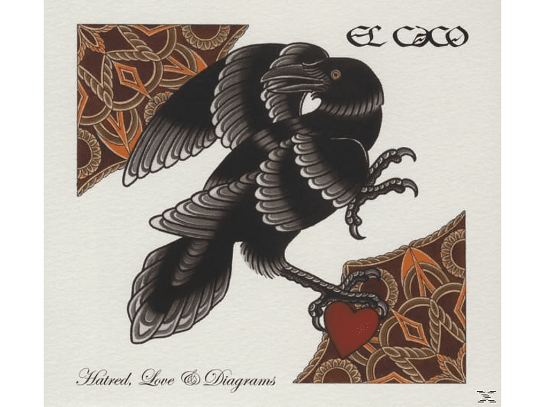 El Caco - Hatred, Love And Diagrams [CD]