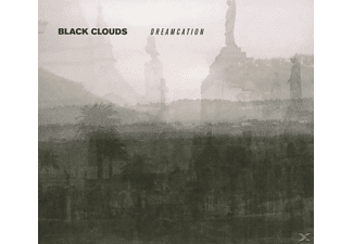 Black Clouds - Dreamcation - (CD)