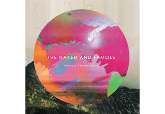 The Naked And Famous - Passive Me, Aggressive You - (CD)