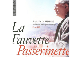 Peter Hill - La Fauvette Passerinette - (CD)