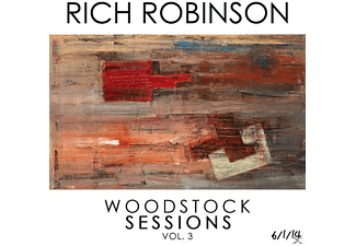 Rich Robinson - The Woodstock Sessions Vol.3 (Live) - (CD)