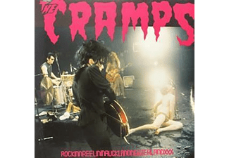 The Cramps - Rockinnreelin...(Coloured Vinyl) - (Vinyl)
