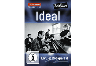 Ideal - LIVE AT ROCKPALAST (KULTURSPIEGEL EDITION) - (DVD)