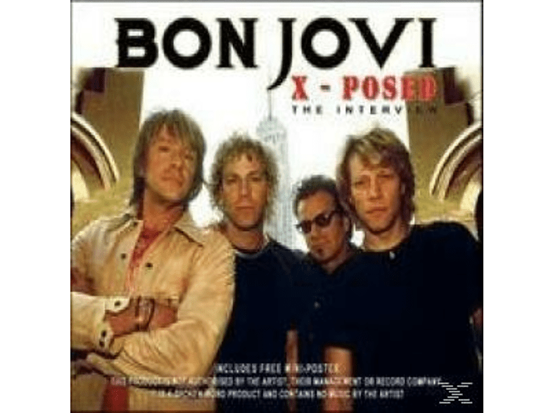 Bon Jovi - X - Posed: The Interview [CD]