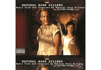 VARIOUS - Natural Born Killers - (Vinyl)