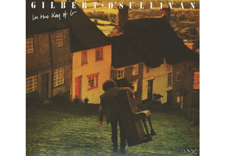 Gilbert O'sullivan - In The Key Of G - (CD)