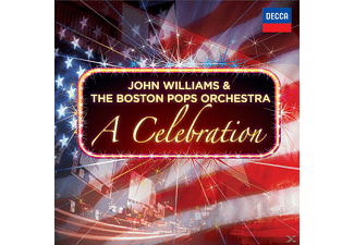 John & Boston Pops Orchestra Williams - A Celebration [CD]
