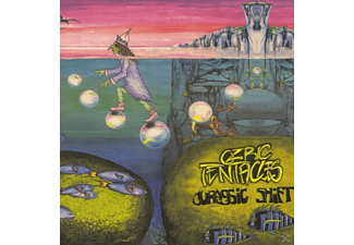 "The Ozric Tentacles - Jurassic Shift (+7"") - (Vinyl)"