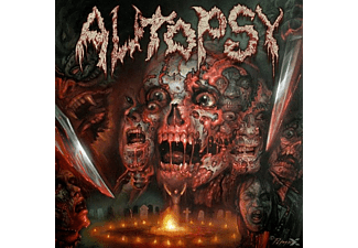 Autopsy - The Headless Ritual (Limited Edition) - (Vinyl)