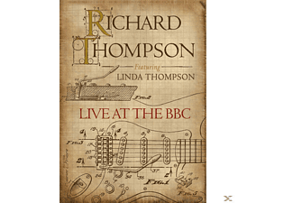 Richard Thompson - Live At The Bbc - (CD + DVD Video)