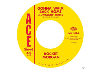 Rocket Morgan, Johnny Bass - Gonna Walk Back Home - (Vinyl)