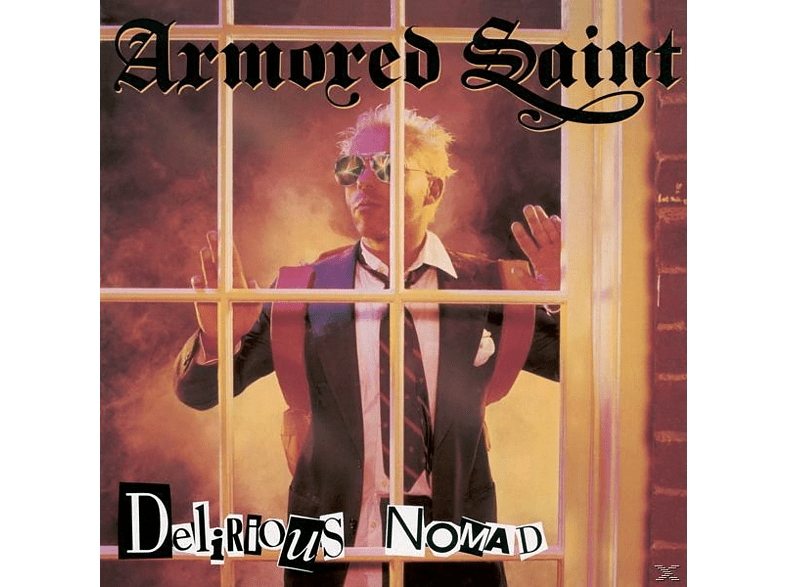 Armored Saint - Delirious Nomad [CD]