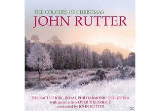 John/rpo/bach Choir/over The Bridge Rutter - The Colours Of Christmas [CD]