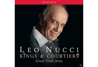 Nucci Leo - Kings & Courtiers - (CD)