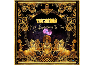 Big K.R.I.T. - King Remembered In Time [CD]