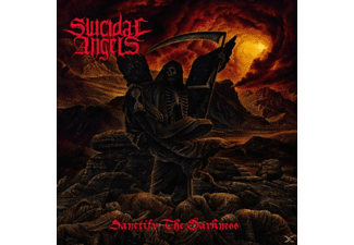Suicidal Angels - Sanctify The Darkness (Digipak) - (CD)