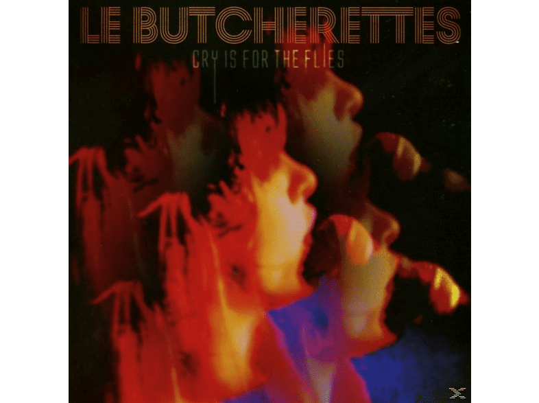 Le Butcherettes - Cry Is For The Flies [CD]